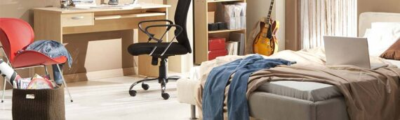Create a Personal Sanctuary by Clearing Away Clutter